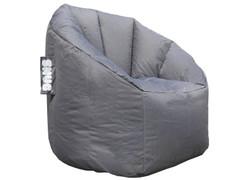 Snug Milano Bean Chair-Grey