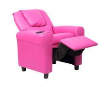 Kid's Recliner-Pink