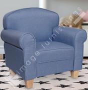 Eva Chair-Blue