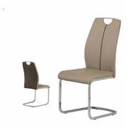 Argenta Dining Chair-Latte