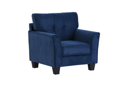 Bexley 1 Seater-Blue