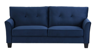 Bexley 3 Seater-Blue