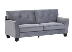 Bexley 3 Seater-Grey