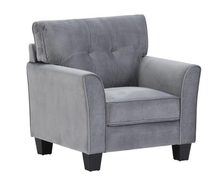 Bexley 1 Seater-Grey