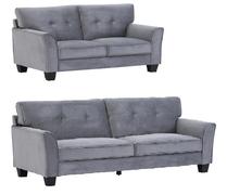 Bexley 3+2 Seater-Grey