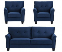 Bexley 3+1+1 Seater-Blue