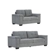 Chloe 3+2 Seater-Grey