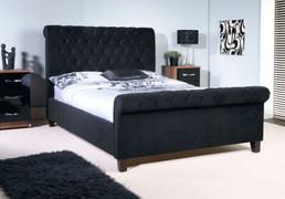 LB19 Bed 6'-Black