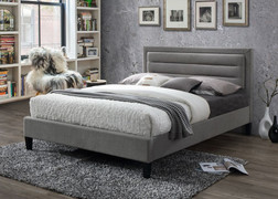 LB54 Bed 4 -Grey Marl