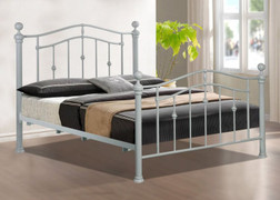 Elizabeth Bed 4'-Grey