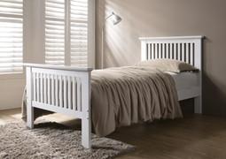 Denver 3' Bed- White