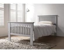 Denver 3' Bed- Grey