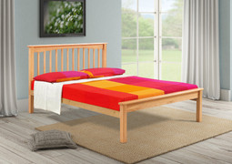 Sandra 4' Bed-Beech