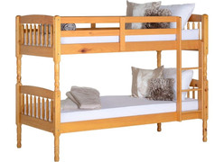 Alex Bunk Bed-Pine