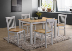 Bolton Dining Set-Grey