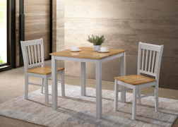 Galina Dining Set-Grey