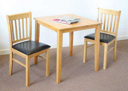Galina Dining Set-Oak