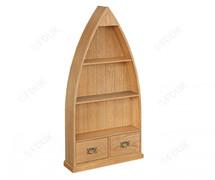Salisbury Lite Boat Bookcase