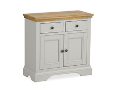 Chester Mini Sideboard-Grey Oak