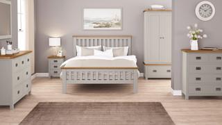 Devon Slatted 3' Bed