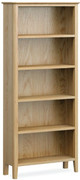 Bath Oak Large Bookcase