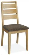 Bath Oak Dining Chair-Ladder Back