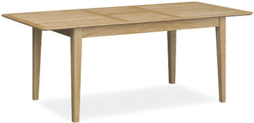 Bath Oak Small Ext. Dining Table