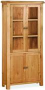 Cork Oak Display Cabinet