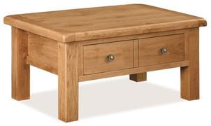 Cork Oak Coffee Table