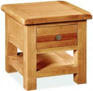 Cork Oak Lamp Table