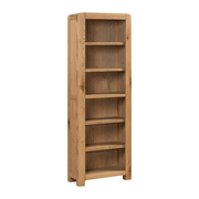 Capri Tall Slim Bookcase