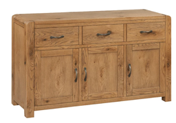 Capri 3 Door Sideboard