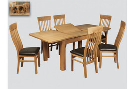 Treviso Extension Dining Table(140 cm)