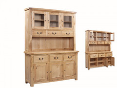 Clonmel 3 Door Buffet Hutch
