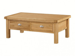 Newbridge Small Coffee Table with Drawer