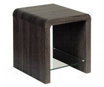 Encore Charcoal End Table
