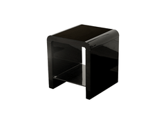 Clarus Black End table