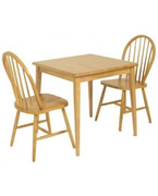 Hanover Country Honeymoon Square Dining Set