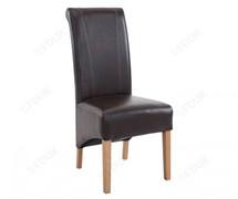 Logan Dining Chair-Brown