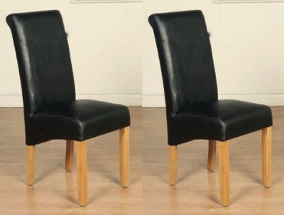 Groovy Sophie Dining Chair Black Leather Alphanode Cool Chair Designs And Ideas Alphanodeonline