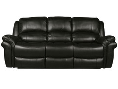 Farnham 3 seater-Black