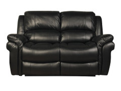 Farnham 2 Seater-Black