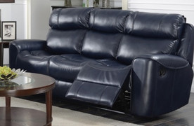 Brookland 3 Seater-Navy