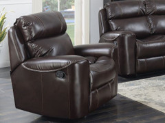 Brookland 1 Seater-Chestnut