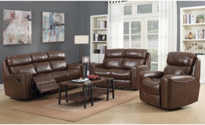 Brookland 3 Seater-Tan