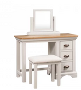 Lyon Painted Dressing Table/Stool