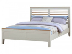 Dunmore Painted 4'6 Bed
