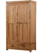 Oakridge 2 Door Wardrobe