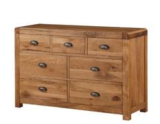 Oakridge 3 Over 4 Dresser