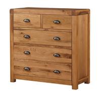 Oakridge 2 Over 3 Dresser